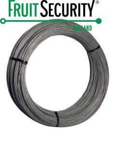 Staaldraad 4,0mm Wiesel 100kg Ring