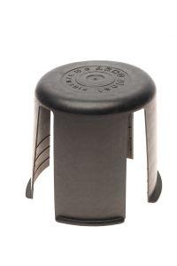 Paalkap eenvoudig Ø21cm