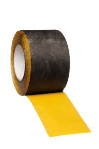 Connectie tape voor thermoplast Black 100mmx15m