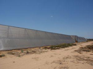 Insectennet 40 mesh zwart 3,5m (B)