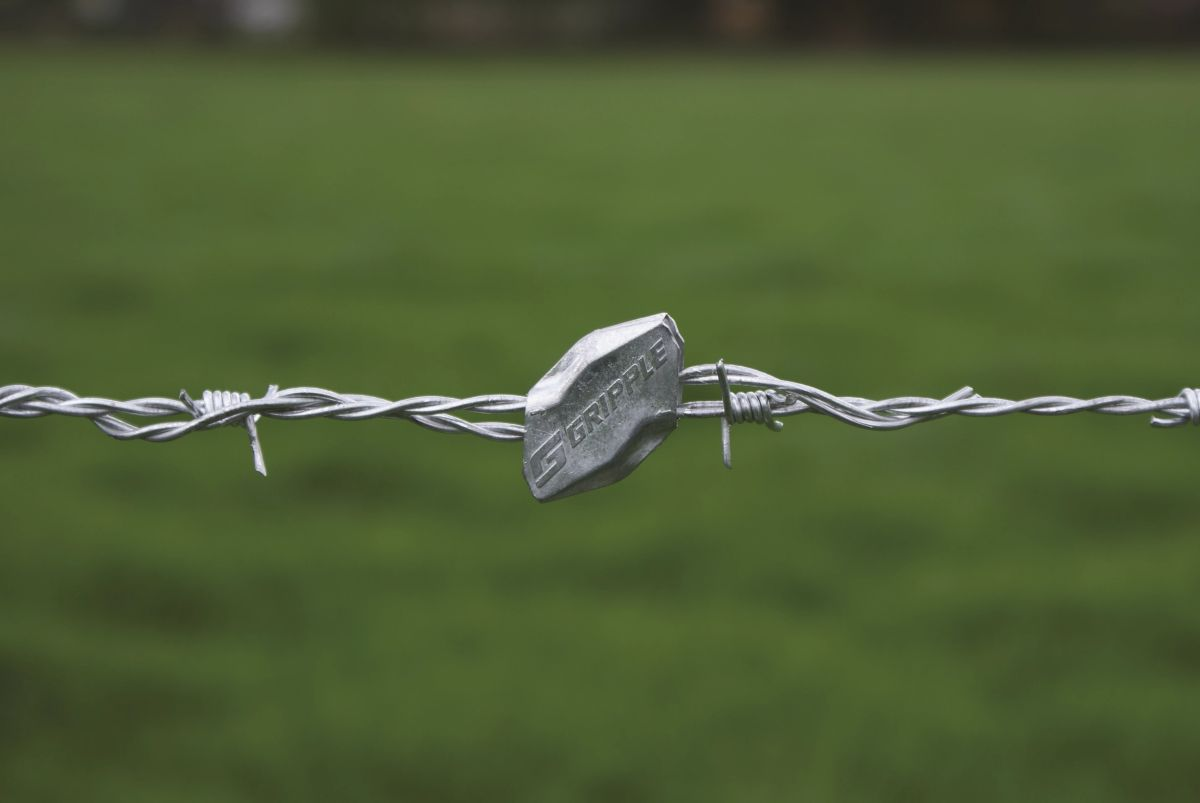 barbed wire tightener 2x250mm