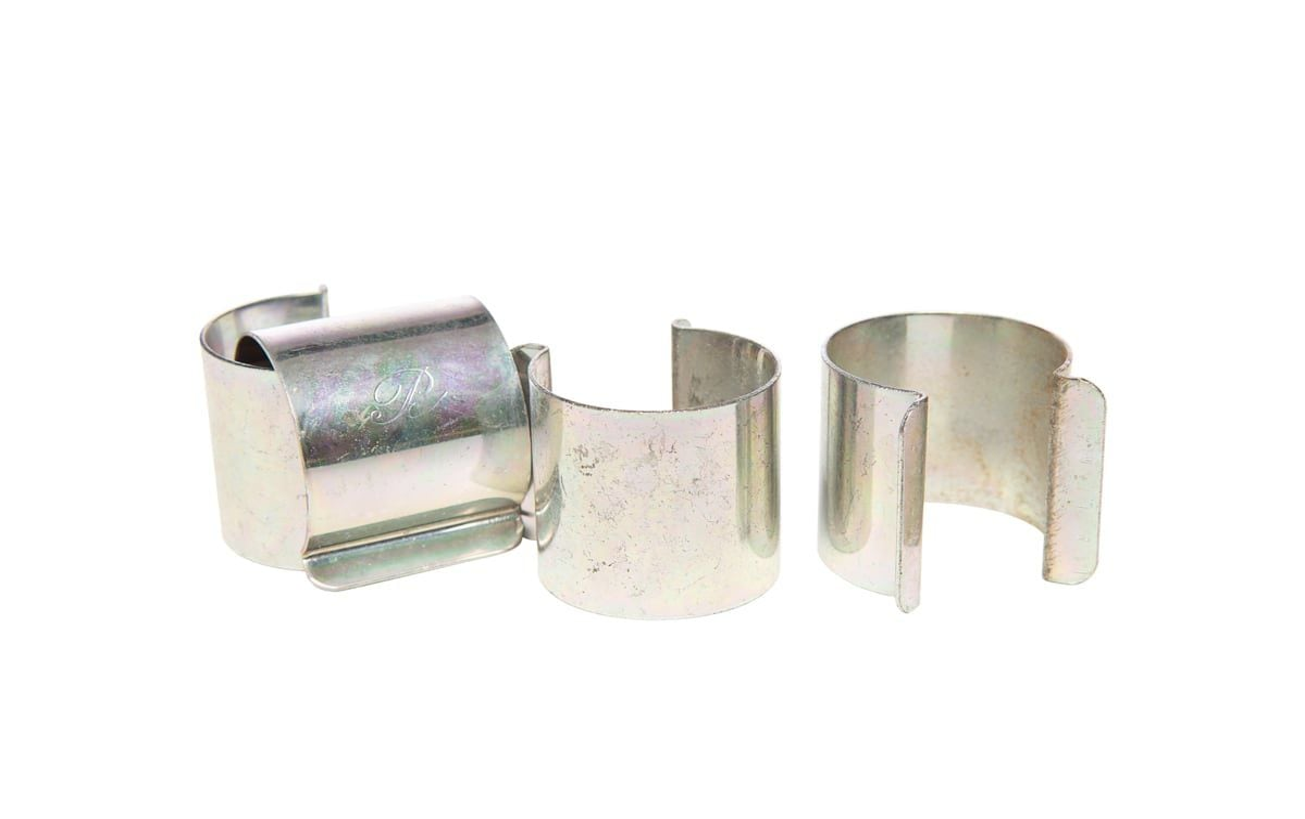foil clip cclip 45mm steel