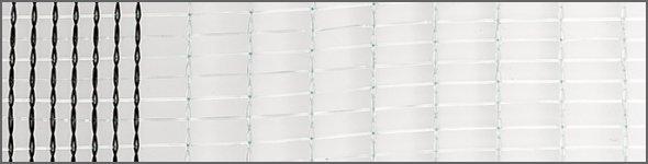 hailnet type wiesel crystal border 10m
