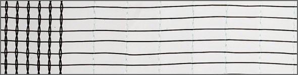 hailnet type wiesel grey 28m