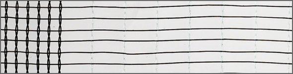 hailnet type wiesel grey 50m