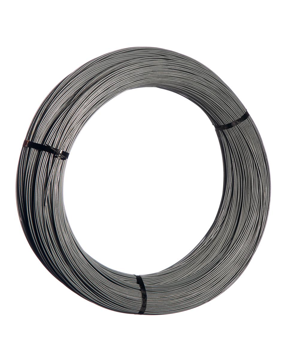 steel wire galvanized 40mm 50kg