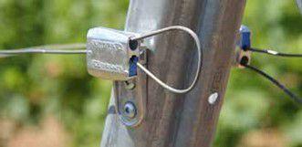 vits set for metal posts